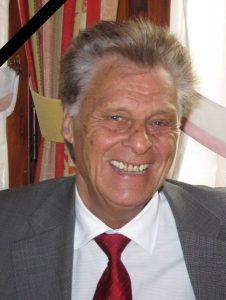 Firmengründer Horst Skarupa