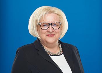 Roswitha Schwartz ꟷ Kaufmännische Leitung