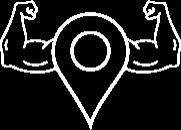 Icon Standortstärke