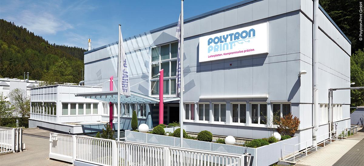 Firmensitz Polytron-Print