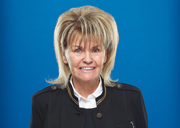 Ursula Skarupa ꟷ Geschäftsführerin